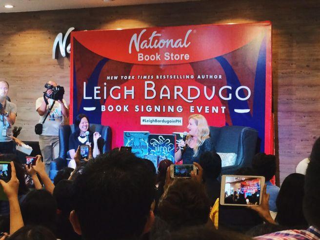 Leigh Bardugo in Manila 01