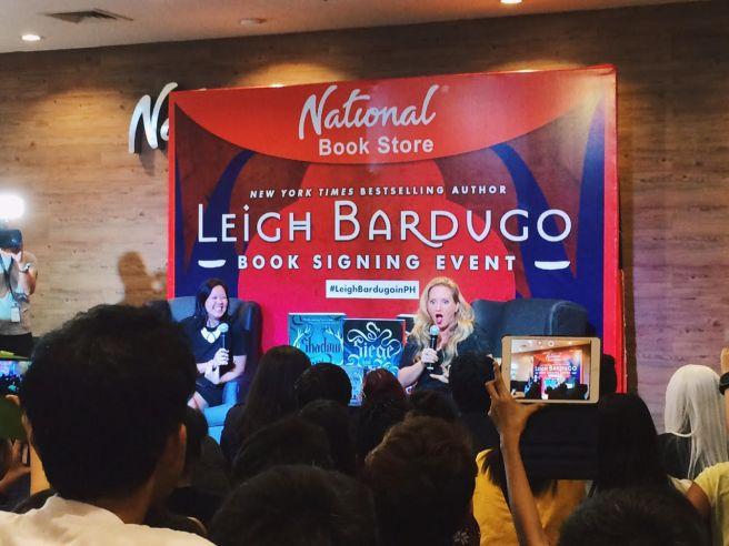 Leigh Bardugo in Manila 05