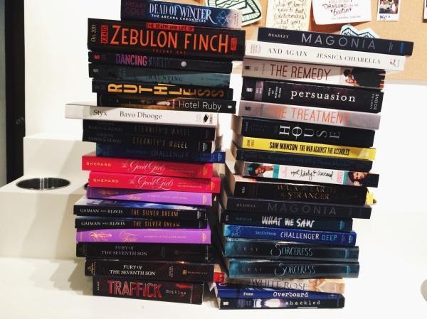 Books Stack 01