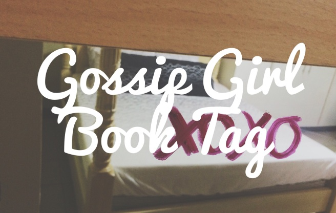 Gossip Girl Book Tag
