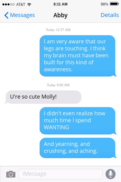Molly-Crushing #20
