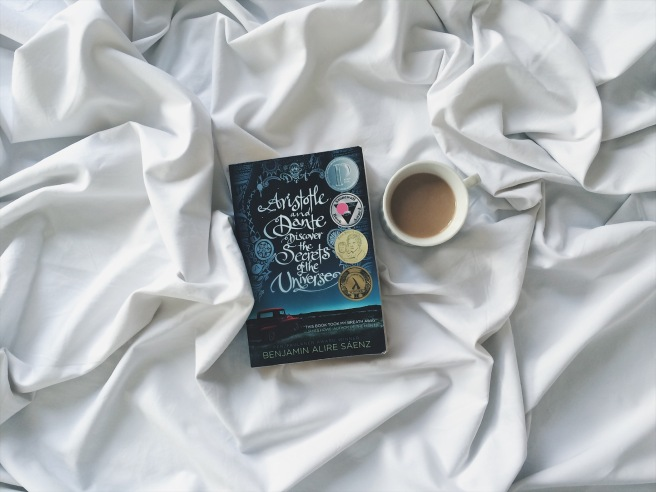 Aristotle and Dante Discover the Secrets of the Universe 02
