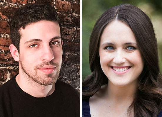 Adam Silvera and Becky Albertalli 01