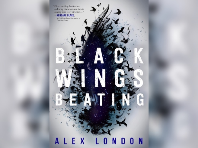 Black Wings Beating 01